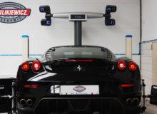 warsztat samochodów sportowych